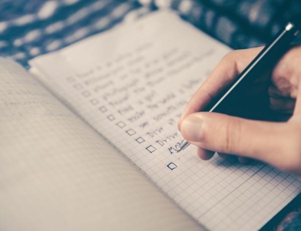 Checklist para planificar las vacaciones si eres autónomo
